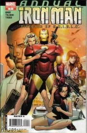 Iron Man Director of SHIELD Annual #1
